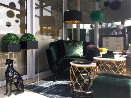 Projekt salonu meblowego dla firmy M+