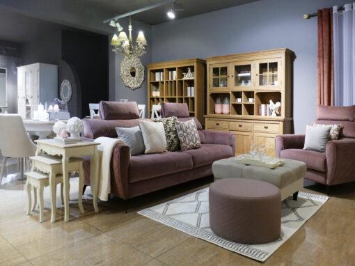 Projekt salonu meblowego dla firmy Decor