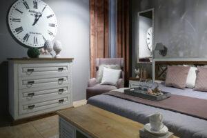 11.sypialnia W Stylu Prowansalskim